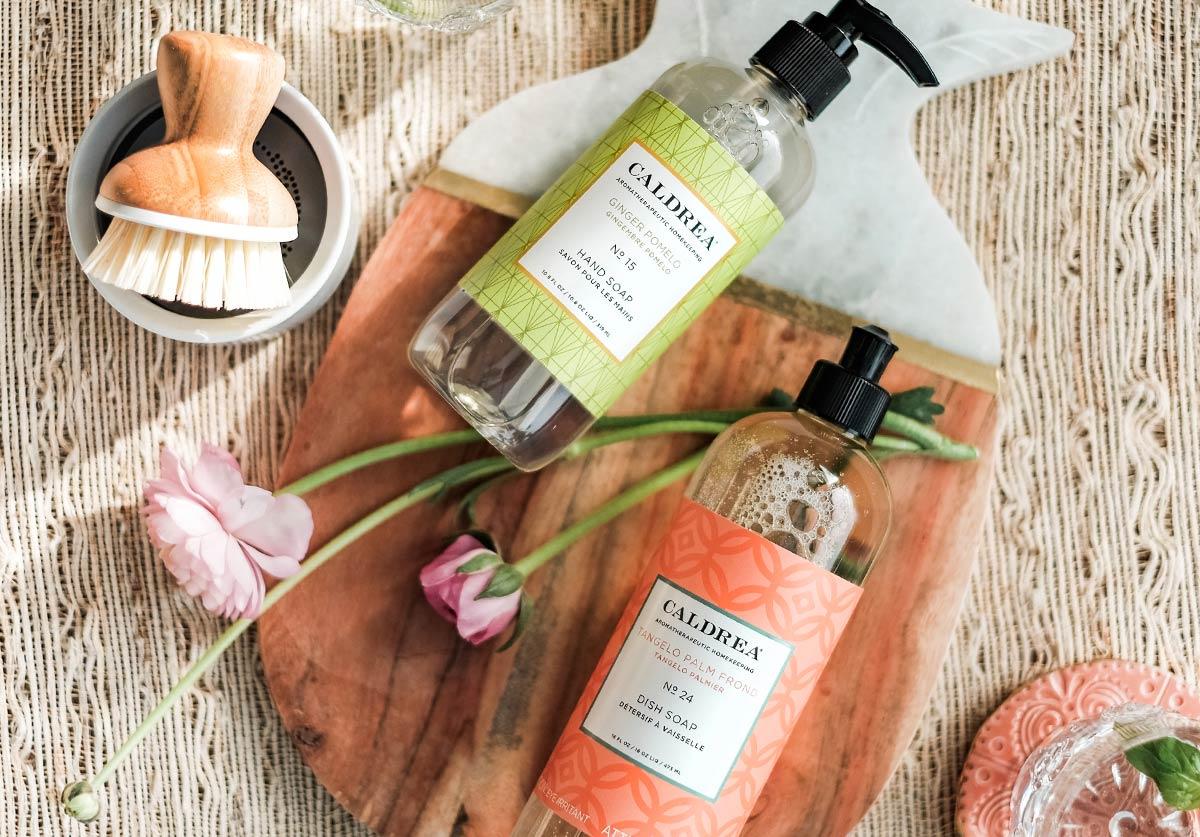Caldrea - Countertop Spray - Tangelo Palm Frond